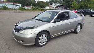 2004 Honda Civic Cpe LX
