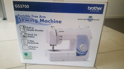 GS3700 Portable Free Arm Sewing Machine. Rarely used. $150