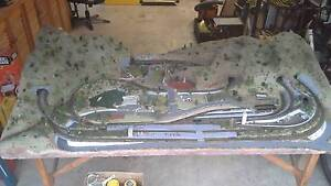 Model Train Layout N Gauge Springfield Lakes Ipswich City Preview