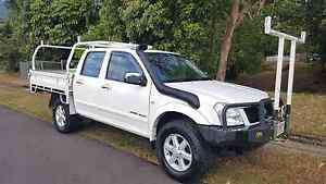 Holden Rodeo 2004 4x4 3ltr turbo diesel Whitfield Cairns City Preview