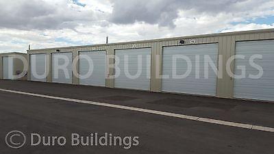 Duro Steel Rv Boat Self Storage 50x200x16 Metal Prefabricated Buildings Direct