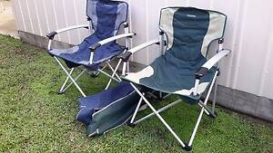 Folding camp chair. Condon Townsville Surrounds Preview