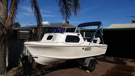 Boat complete with everything Armadale Armadale Area Preview