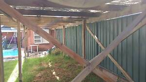 Pergola approx 4 metres x 11 metres in Prospect Prospect Prospect Area Preview