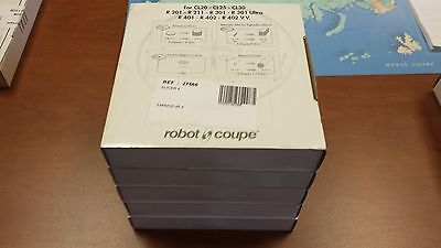 Robot Coupe 27566 Slicing Disc Plate 4mm 532 New In Box