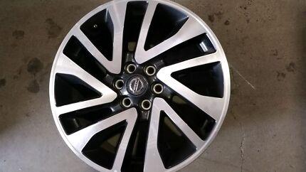 Nissan Navara  NP300 Alloys 18inch STX