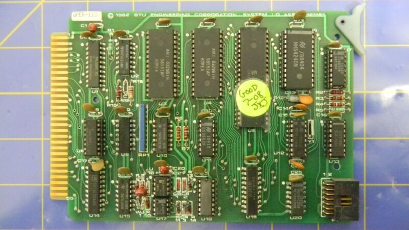 Bruce 3161161 I/O Assy., PCB Assembly, Working When Removed