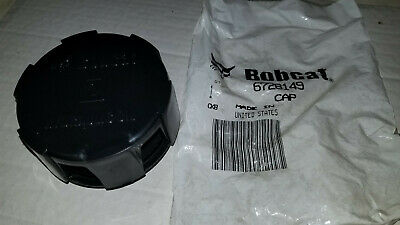 Bobcat Hydraulic Oil Tank Cap-non Vented 6728149 New Old Stock