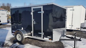 2019 Continental Cargo 5'x10'    5' 6'' High  Only 3795$ + tx