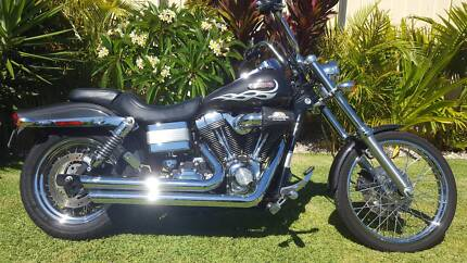 Harley davidson dyna in western australia gumtree australia free harley davidson dyna wide glide fandeluxe Image collections