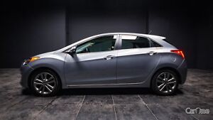 2016 Hyundai Elantra GT Limited MOON ROOF! HEATED SEATS! NAV!...