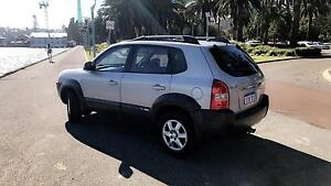 Hyundai Tucson 2005 great condition Port Hedland Port Hedland Area Preview