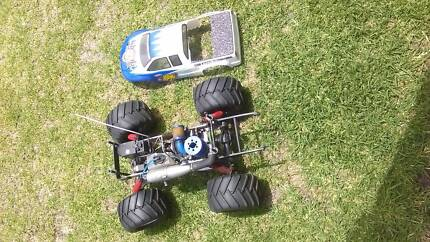 Rc Kyosho Mad Force 1/8 Monster Truck