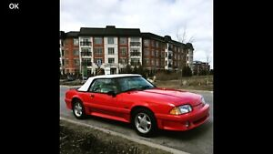 Ford mustang 1989 25e anniversaire