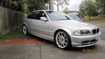 2002 BMW 3 Croydon North Maroondah Area Preview