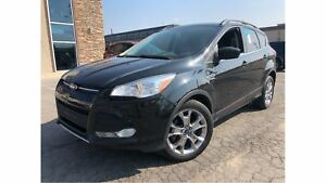 2014 Ford Escape SE PANORAMA ROOF CHROME MAGS BACK UP CAMERA