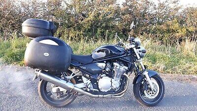 Suzuki GSF 600 Bandit 2000 Y Reg  28555 miles Black