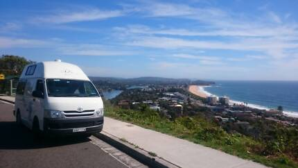 3 berth Campervan for hire Crows Nest North Sydney Area Preview
