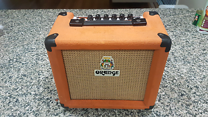 Orange Crush guitar Amplifier Acacia Gardens Blacktown Area Preview