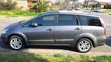 MITSUBISHI GRANDIS VRX 2009  WITH 7 LEATHER & LUXURY SEATS Glendenning Blacktown Area Preview