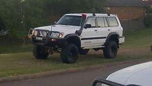 1999 Nissan Patrol Wagon Mulbring Cessnock Area Preview
