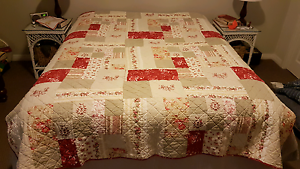 Double bed cover (cover is showing on a queen bed) Faulconbridge Blue Mountains Preview