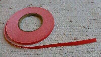 Reflective 3m Fabric Trim Tape- Sew-on Fabric Tape 12 X 150 Bright Red