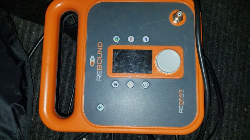 Regear Life Diathermy Heat Therapy System Rebound Mobile