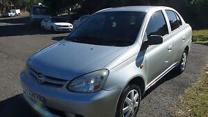 2003 Automatic Toyota Echo Sedan Low KMs Excellent Condition Maroubra Eastern Suburbs Preview