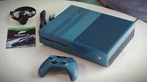 Limited Edition Forza 6 1TB Xbox One +Wheel Stand +Wheel +Games Beenleigh Logan Area Preview
