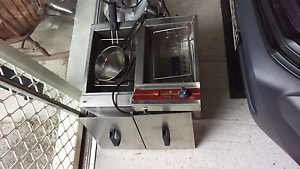 Deep Fryer, Meat Slicer, Cooktop with Grill Bethania Logan Area Preview