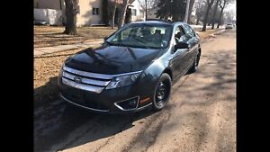 2010 Ford Fusion SEL  v6 excellent condition