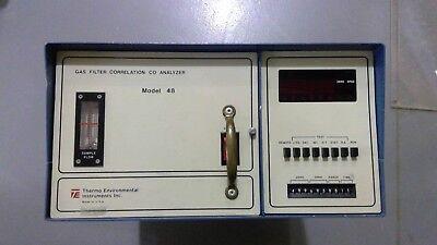 Thermo Environmental Instruments Inc. Gas Correlation Co Analyzer
