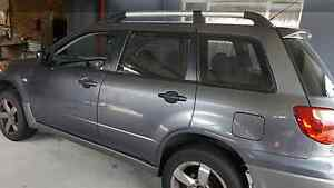 2004 Mitsubishi Outlander 11.5 mths rego Salamander Bay Port Stephens Area Preview