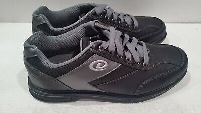 Dexter Match Play Mens Bowling Shoes Right Hand Bowler Black Alloy 11 M NEW READ