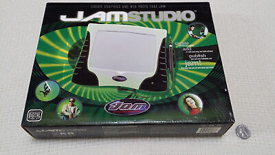 KB Gear Jam Studio KG-TAB1 Digital Drawing Tablet with stylus, TESTED, WORKING