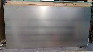 stainless steel sheet 2400 x 1200 x 1.5mm Boolaroo Lake Macquarie Area Preview