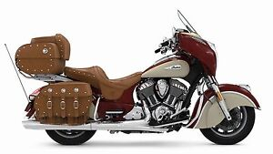 2017 Indian ROADMASTER CLASSIC DEMO