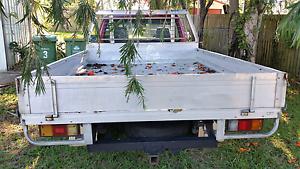 Aluminium tray single cab ute Parkinson Brisbane South West Preview