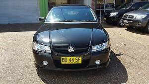 2005 Holden Commodore SV6 VZ 05 Upgrade 3.6L Automatic Waratah Newcastle Area Preview