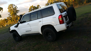 2008 nissan patrol Rosewood Ipswich City Preview