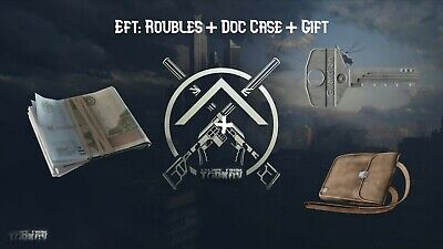 Escape Frm Tarkov 1 Million Roubles + GIft Fast Delivery ! New Update