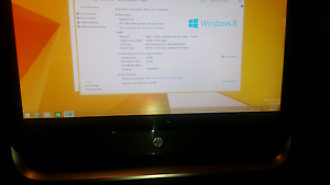 HP Pavilion 20 all in one PC Mount Colah Hornsby Area Preview