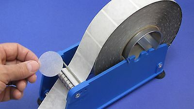 Mailing Wafer Tab Seal Dispenser For Wafer Stickers On Rolls 944w