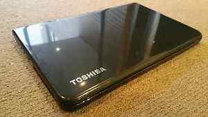 TOSHIBA 15.6inch Ultrabook 8GB 700GB GEFORCE GAMING Harris Park Parramatta Area Preview