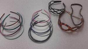 Girls Headbands - bulk lot Clontarf Redcliffe Area Preview