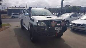 2009 Toyota Hilux Duel Cab Steel Tray Ute 4X4 TURBO DIESEL EXTRAS Williamstown North Hobsons Bay Area Preview