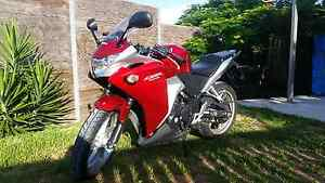Honda CBR250R INC REGO + Roadworthy + jacket + helmet!! Annerley Brisbane South West Preview