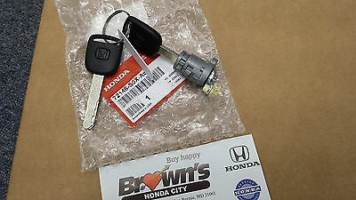 New Genuine Honda Civic Odyssey Driver Side Door Lock Cylinder 72146 S0x A51