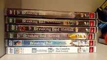 BREAKING BAD DVD COLLECTION *AS NEW** $60 Kewdale Belmont Area Preview